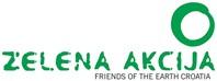 Logo Zelena akcija