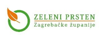 Logo Javne ustanove za upravljanje zaštičenim područjima i drugim zaštičenim dijelovima prirode na području Zagrebačke županije Zeleni prsten