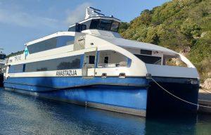 Uspostavljena cjelogodišnja brodska linija Lastovo – Korčula – Dubrovnik