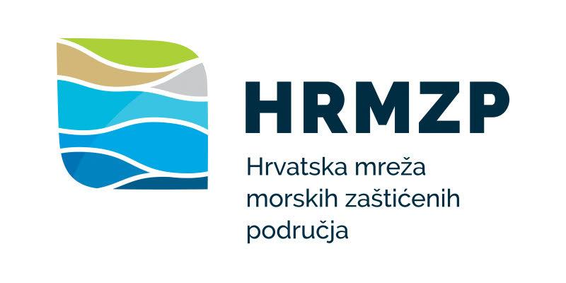 Hrvatska mreža morskih zaštićenih područja logo