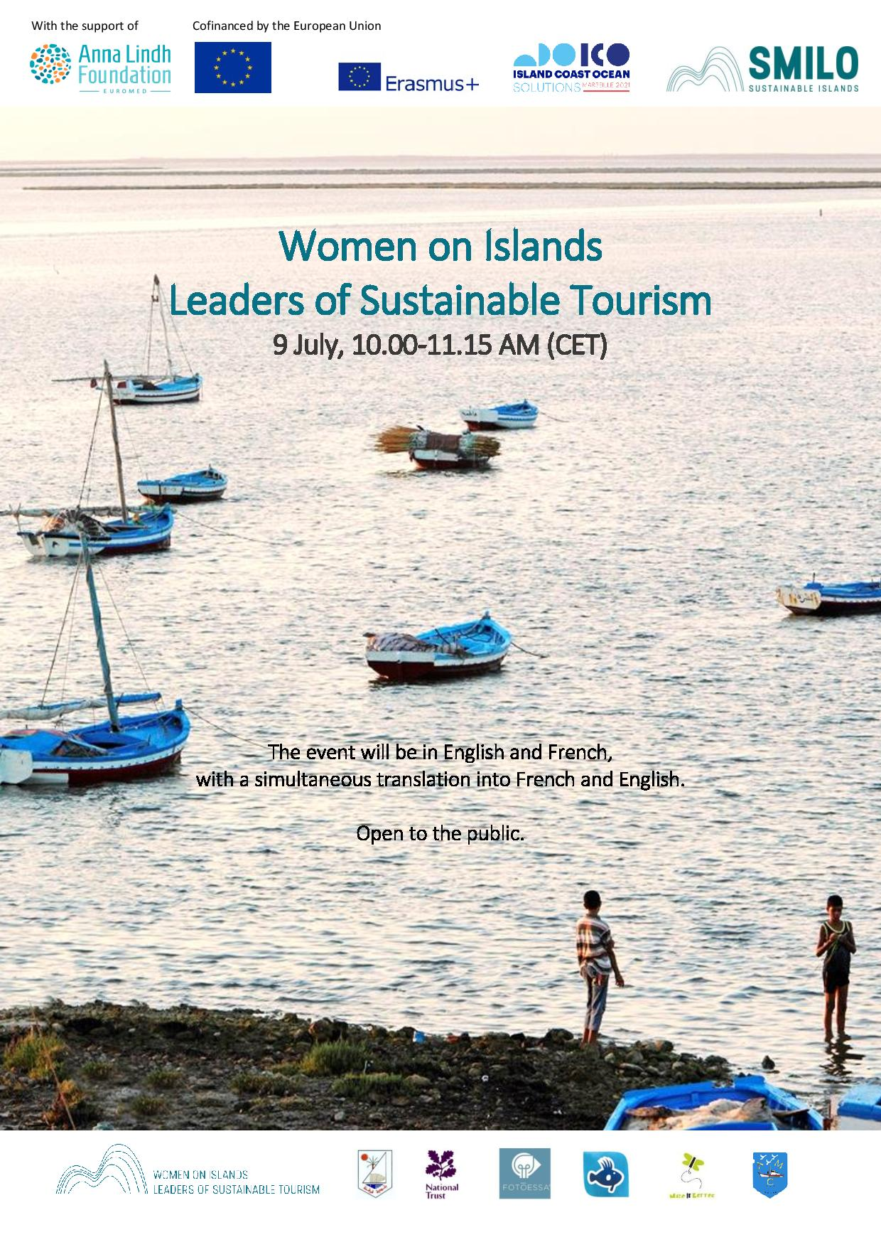 Women on Islands Leaders of Sustainable Tourism